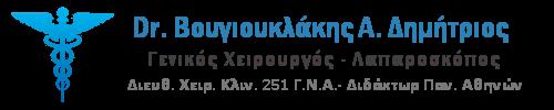 Dr. Βουγιουκλάκης Δημήτριος, Χειρουργός - Λαπαροσκόπος
